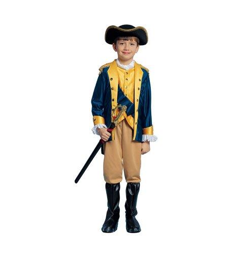 Patriot Boy Kids Halloween Costume Medium 8-10