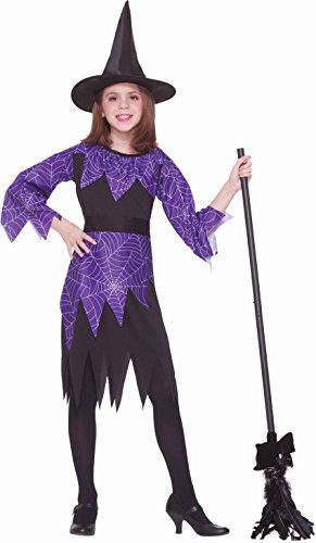 Forum Novelties Spider Witch Costume Child Medium