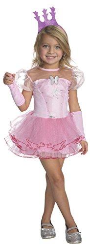 Rubies Wizard of Oz 75th Anniversary Glinda the Good Witch Tutu Dress Costume Child Medium