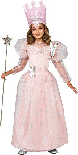 Wizard of Oz Deluxe Glinda The Good Witch Costume Medium 75th Anniversary Edition