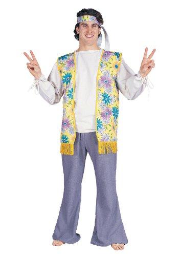 RG Costumes 60s Flower Hippie Costume