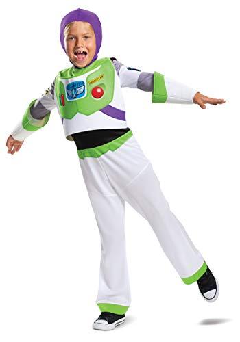 Buzz Lightyear Classic Toy Story 4 Child Costume S 4-6