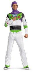 Buzz Lightyear Costume - XX-Large - Chest Size 50-52
