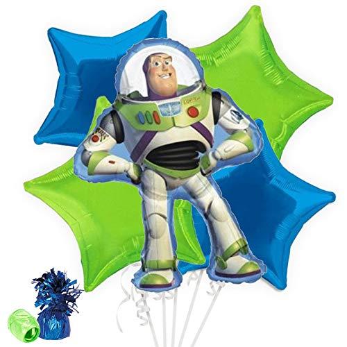 Costume SuperCenter Toy Story Buzz Lightyear Balloon Bouquet