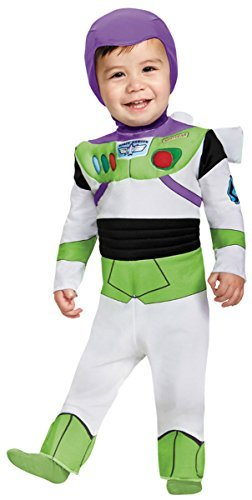 Disguise Costumes Buzz Lightyear Deluxe Costume Infant 12-18 Months