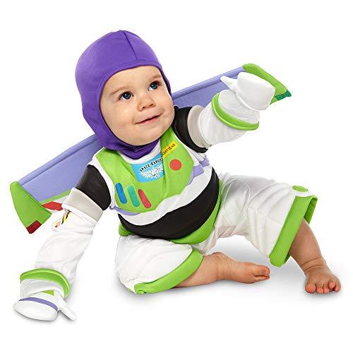 Disney Buzz Lightyear Costume for Baby Size 18-24 MO Multi