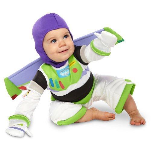 Disney Toy Story Buzz Lightyear Costume Size 18-24 Months 2T