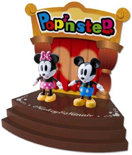 Popn step Mickey Minnie dance stage japan import