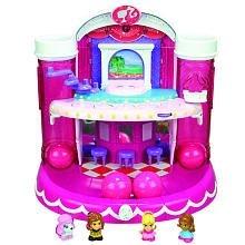 Squinkies BarbieTM My Fab Dance Stage Dispenser by Squinkies