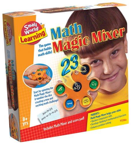 Small World Toys Learning - Math Magic Mixer