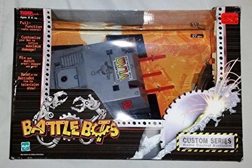 Battlebots RC VLAD the Impaler Electronic BIG Radio Control Custom Series Hasbro 2001