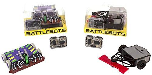 HEXBUG BattleBots REMOTE COMBAT Single IR Assorted