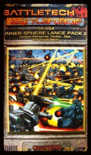 BATTLETECH 10-054 Battleforce Scale Inner Sphere Lance Pack 2