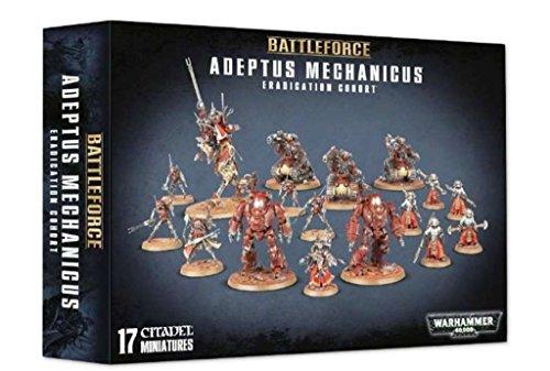 Warhammer 40000 40K Battleforce 2016 Adeptus Mechanicus Eradication Cohort