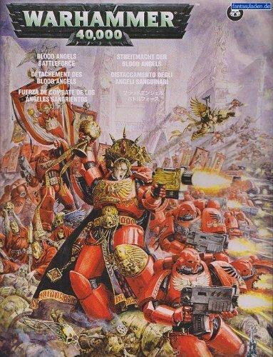 Warhammer 40000 Blood Angels Battleforce 2011 by Games Workshop