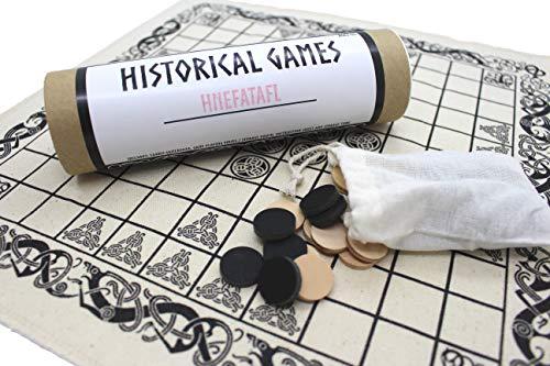 Hnefatafl Viking Chess Board Game