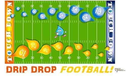 Drip Drop Football Board Game