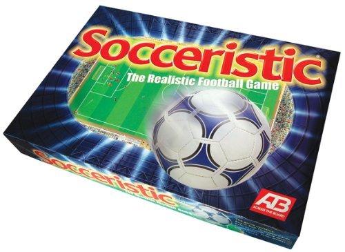 Socceristic football board game by Socceristic