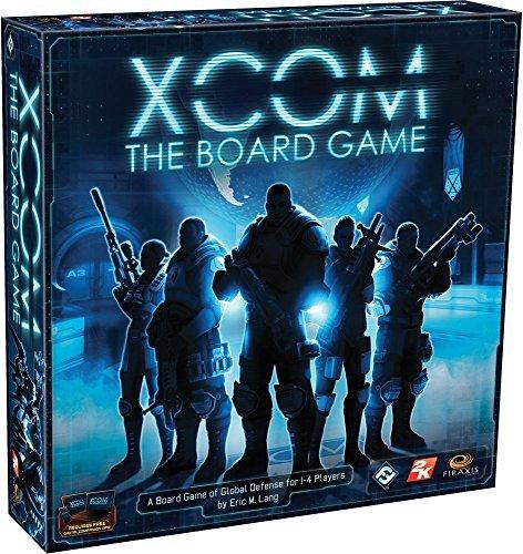 XCOM The Board Game Standard Packaging