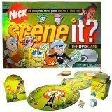 Scene It Nickelodeon DVD Board Game