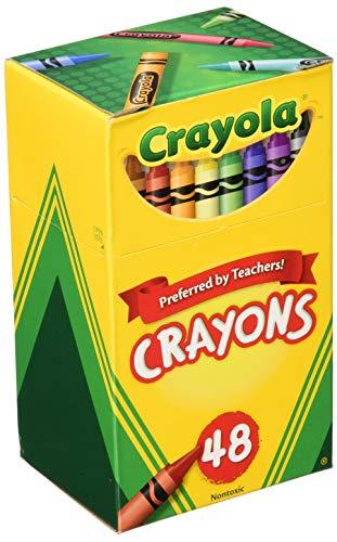 Crayola 48ct Crayons Pack of 2