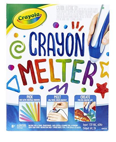 Crayola Crayon Melter Crayon Melting Art Gift for Kids Ages 8 9 10 11