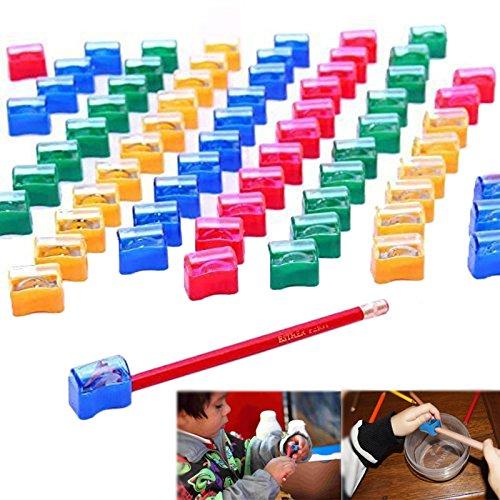 Dazzling Toys Plastic Pencil Sharpener Assortment -72 Pack