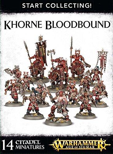 Khorne Bloodbound Start Collecting by Games Workshop