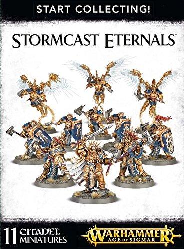 Stormcast Eternals Start Collecting by Games Workshop