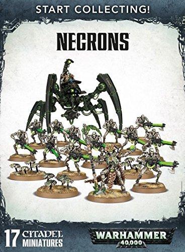 warhammer 40000 Necrons Start collecting by Games Workshop