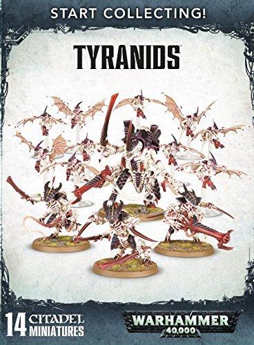 warhammer 40000 Tyranids start collecting by Games Workshop