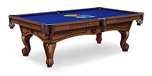 University of Kansas Jayhawks 8 Pool Table - Navajo