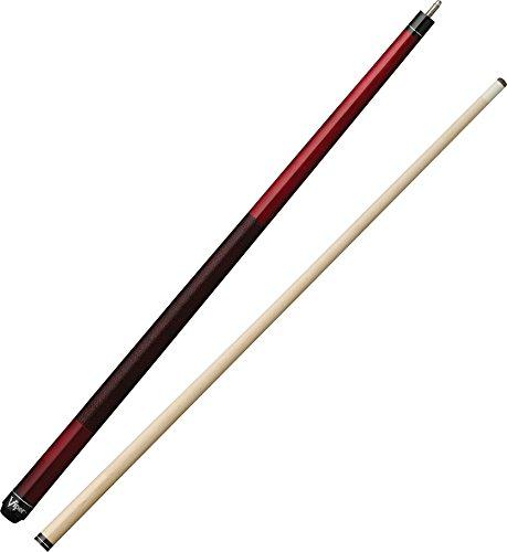 Viper Elite 58 2-Piece BilliardPool Cue Amber 19 Ounce