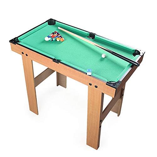 PUEEPDEE Mini Pool-Billiard Table Pool Table Desktop Miniature Pool Table Set for Adults Kids Mini Pool-Billiard Table Tabletop Toy for Home Office Desk Gaming Toy Mini Pool Table for Kids