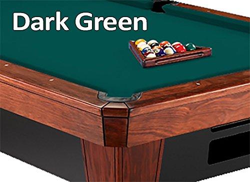 10 Simonis 860 Dark Green Billiard Pool Table Cloth Felt