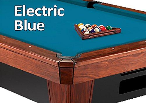 10 Simonis 860 Electric Blue Billiard Pool Table Cloth Felt