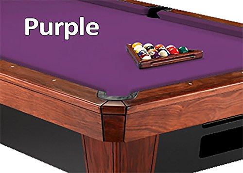 12 Simonis 860 Purple Billiard Pool Table Cloth Felt
