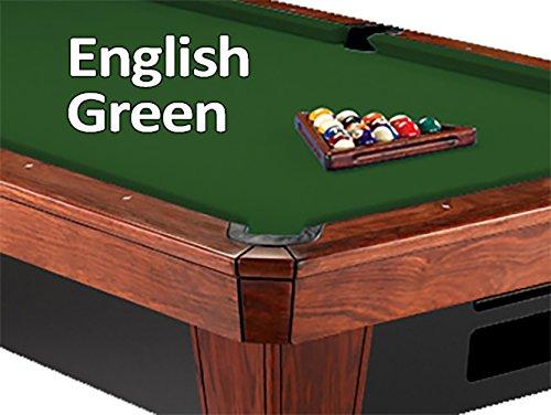 9 Simonis 860 English Green Pool Table Cloth Felt