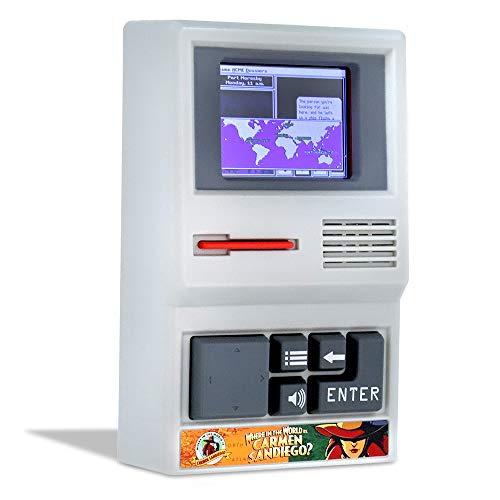 Basic Fun 09613  Carmen Sandiego Handheld Electronic Game