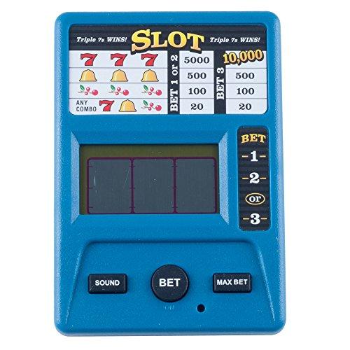 Electronic Handheld Slot Machine Game