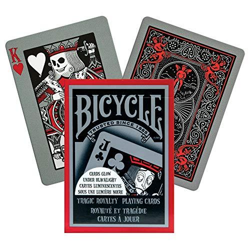 Bicycle Tragic Royalty Playing Cards