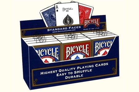 Bicycle Standard Rider Back Poker Playing Cards 12 Decks