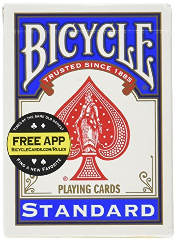 Standard Bicycle Playing Cards - One Deck