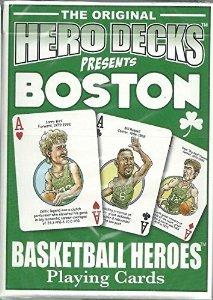 Boston Celtics NBA Hero Decks Playing Cards Poker Sized 52 Card Deck