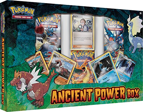 Pokemon Trading Card Game Ancient Power Box