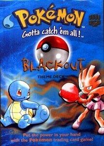 Pokemon Trading Card Game Basic Original Theme Deck Zap