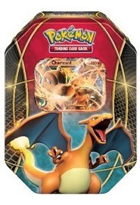Pokemon Card Game EX POWER TRIO CHARIZARD EX TIN