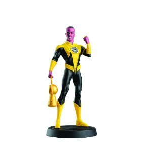 DC Superhero Figurine Collection 28 Sinestro