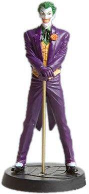 DC Superhero Figurine Collection 3 Joker by Eaglemoss