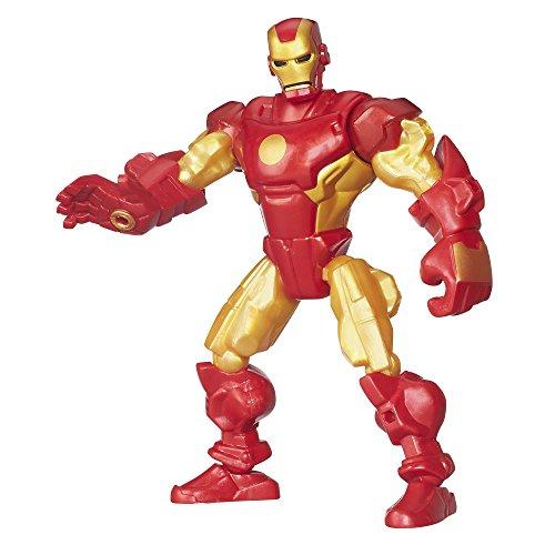 Avengers Super Hero Mashers Golden Armor Iron Man Action Figure